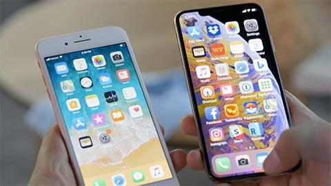 iPhone 8 Plus, iPhone XS Max đồng loạt giảm giá mạnh khiến fan thèm khát