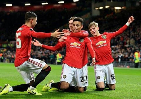 Trên sân nhà, Man United sẽ không khó đánh bại Club Brugge và giành vé đi tiếp