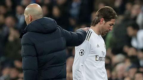 Real Madrid: Không ai còn sợ nhà vua