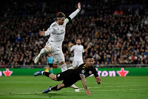 Ramos đã không tinh quái bằng Jesus