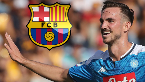 Tin giờ chót 27/1: Barca chuẩn bị 58 triệu bảng cho sao Napoli