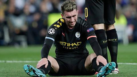 Man City chịu tổn thất nặng ở trận lượt về với Real