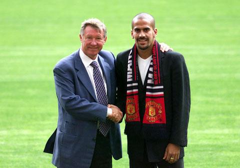 Cho đến nay, Sebastian Veron vẫn là  nỗi thất vọng lớn tại Old Trafford