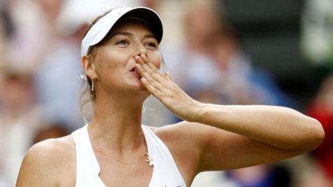 Maria Sharapova và những điều không thấy qua ti vi