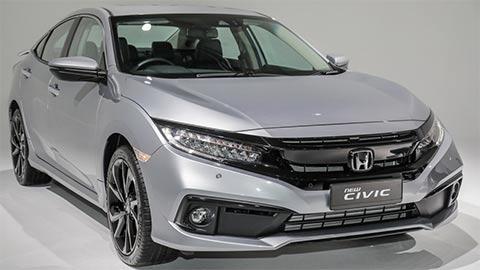 Honda Civic có thêm bản giá rẻ, quyết đấu Mazda 3, Kia Cerato, Hyundai Elantra