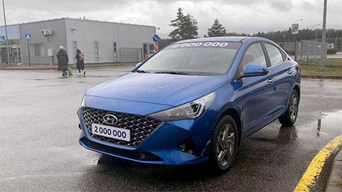 Hyundai Accent 2020 giá rẻ đẹp mê ly, khiến Honda City, Toyota Vios, Kia Soluto lo sốt vó