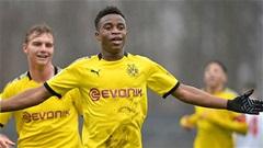 Sau Haaland, Dortmund sắp trình làng siêu tiền đạo 15 tuổi