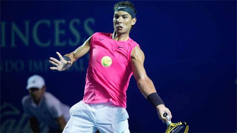 Nadal 2-0 Dimitrov (bán kết Mexican Open 2020)