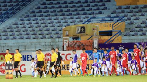 Các CLB V.League sẵn sàng đá trong cảnh... 'cô đơn'
