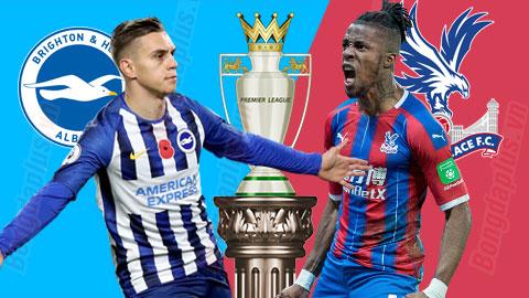 Nhận định bóng đá Brighton vs Crystal Palace, 19h30 ngày 292