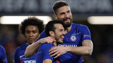 Bản lĩnh của đội bóng lớn sẽ giúp Chelsea vượt qua Bournemouth