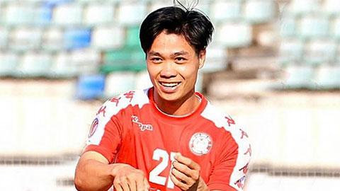 HLV Chung Hae Seong khen nức nở Công Phượng sau màn trình diễn ở AFC Cup
