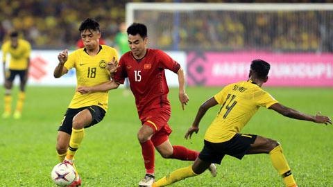 Malaysia tính phương án cấm khán giả tới sân trận đấu gặp Việt Nam
