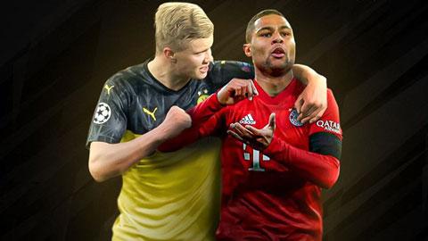Bóng đá Đức thống trị cúp châu Âu trong 2 tuần qua