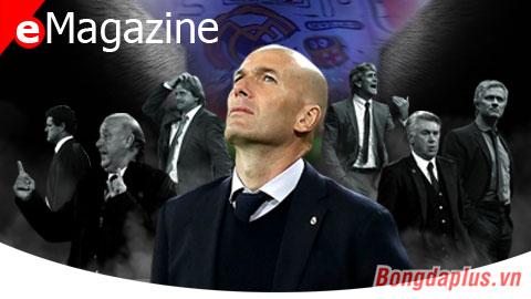 Huấn luyện Real Madrid - một trò chơi tử thần