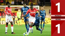 Monaco 1-1 Reims(Vòng 26 Seari A 2019/20)