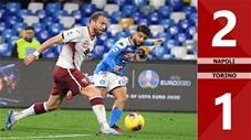 Napoli 2-1 Torino(Vòng 26 Seari A 2019/20)