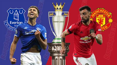 Nhận định bóng đá Everton vs Man United, 21h00 ngày 1/3: Cạm bẫy ...