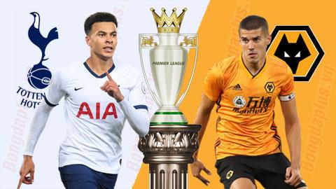 Nhận định bóng đá Tottenham vs Wolves, 21h00 ngày 1/3: Thợ săn không súng