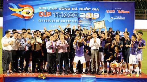 Thuyền trưởng Hà Nội FC không tìm thấy điểm để chê học trò