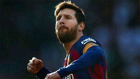 Messi không phải là điểm tựa của Barca ở El Clasico