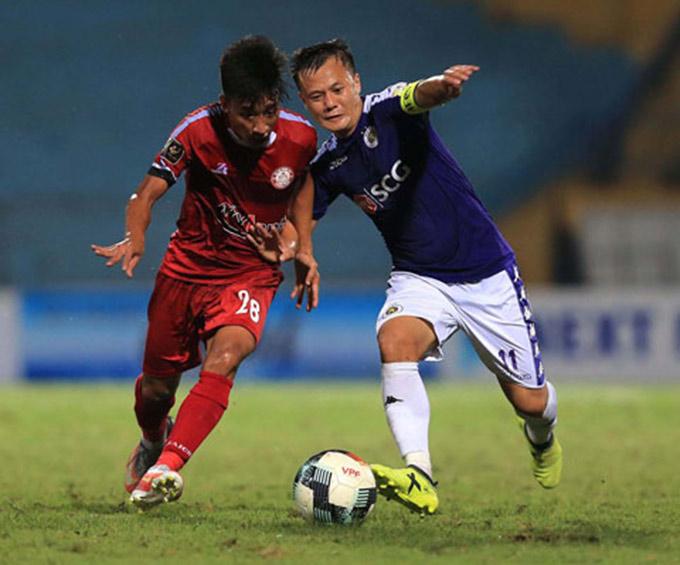 Hà Nội FC đối đầu với TP.HCM ở Siêu cúp Quốc gia 2019