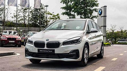 BMW giảm giá cực sốc, gần 300 triệu cho dòng MPV 7 chỗ 2-series