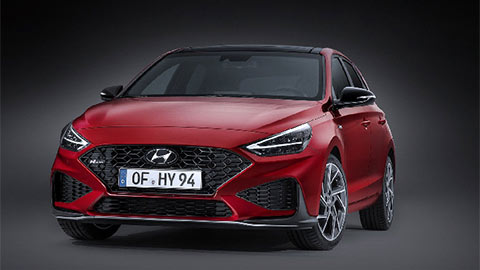 Hyundai i30 2021 thiết kế thể thao, động cơ tăng áp 'đe' Mazda 3, Honda Civic hatchback
