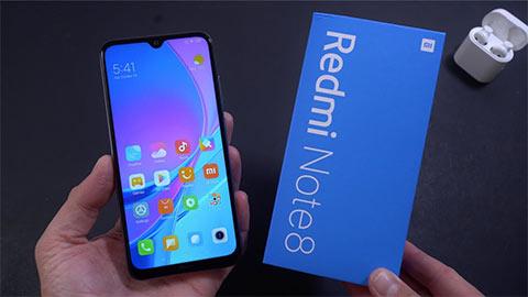 Redmi Note 8 giá rẻ bất ngờ dẫn đầu mảng điện thoại Android