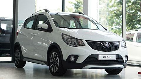 VinFast Fadil giảm giá 'kịch sàn' khiến Hyundai Grand i10, Kia Morning, Honda Brio khóc thét
