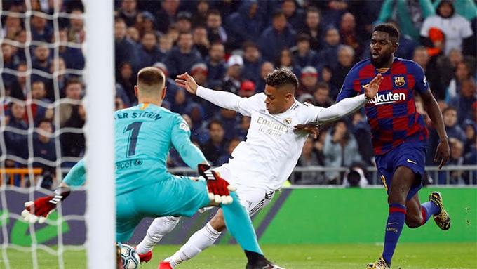 Mariano Diaz ghi bàn nhân đôi cách biệt