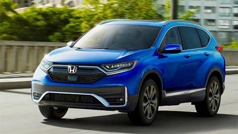 Honda CR-V 2020 về đại lý, giá hơn 600 triệu 'đe' Hyundai Tucson, Mazda CX-5