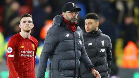 Chelsea vs Liverpool: Dưỡng quân thôi, Klopp!
