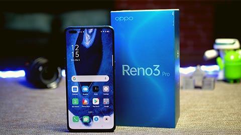 Oppo Reno 3 Pro ra mắt với camera selfie kép 44MP, chip Helio P95, giá hấp dẫn