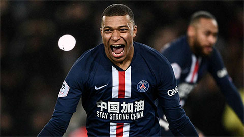 Mbappe được tuyển Pháp chọn tham dự Olympic 2020