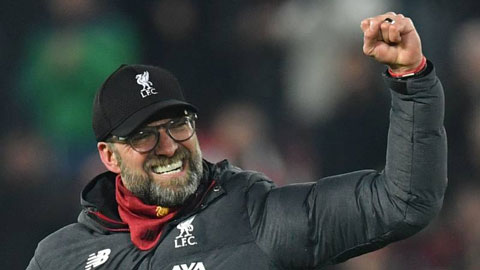 HLV Klopp không ngại virus Corona cản trở Liverpool vô địch Ngoại hạng Anh