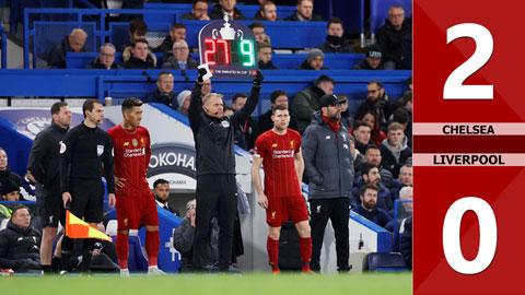 Chelsea 2-0 Liverpool(Cúp FA 2019/20)