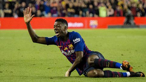Vì sao Ousmane Dembele chấn thương liên miên?