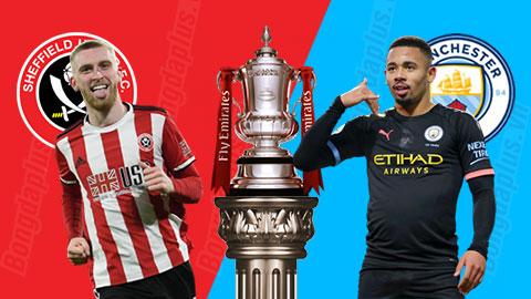 Sheffield Wednesday vs Man City, 02h45 ngày 5/3: Gã khổng lồ giận dữ