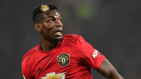M.U đón tin cực vui, Pogba tái xuất ở đại chiến với Tottenham