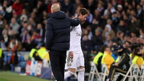 Ramos một mực kêu oan trước trận Real tái đấu Man City