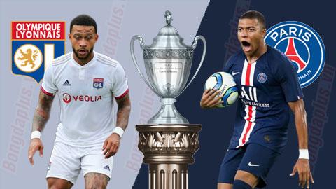 Lyon vs PSG, 03h10 ngày 5/3: Trên đà hưng phấn