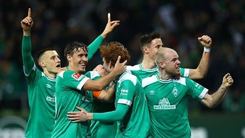 Bremen sẽ bán cả đội hình nếu rớt hạng Bundesliga