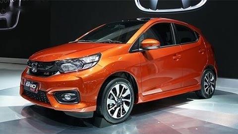 Giá xe ô tô Honda mới nhất tháng 3/2020: Honda Brio, City ở mức hấp dẫn