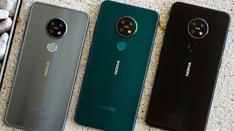 Nokia 7.2, Vivo V17 Pro, Samsung Galaxy A50, Vsmart Active 3 đồng loạt giảm giá mạnh