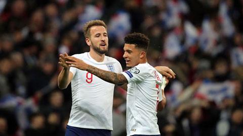 257 triệu bảng cho Kane và Sancho, đội hình M.U sẽ khủng cỡ nào?