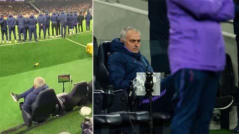 SỐC: Mourinho chưa từng thắng luân lưu khi huấn luyện các CLB ở Anh