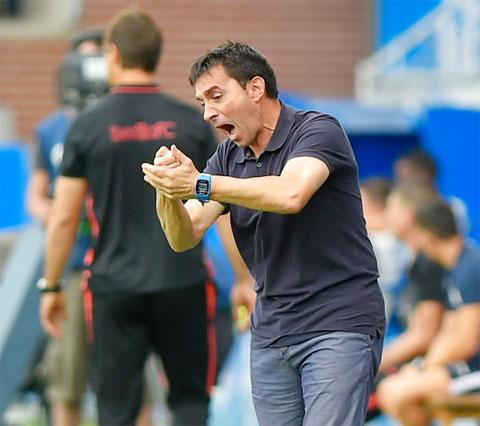 HLV Garitano cùng Alaves khó lành lặn trong cuộc đụng độ Valencia