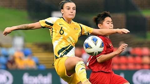 Vì Covid-19, không bán vé trận ĐT nữ Việt Nam - ĐT nữ Australia
