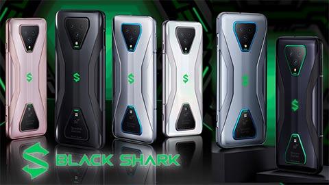 Xiaomi Black Shark 3 thiết kế cực ngầu, chip Snapdragon 865, pin 4720mAh, giá rẻ